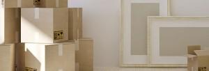 cartons d'aménagement